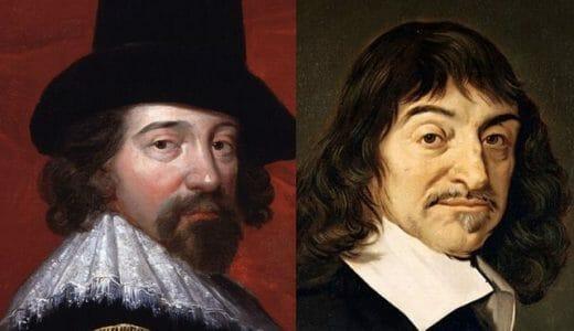 フランシス・ベーコンとルネ・デカルトは記憶術に造詣が深かった【16世紀】