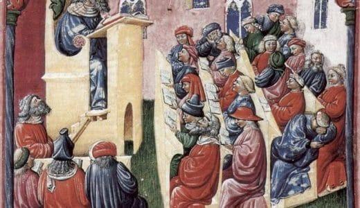 スコラ哲学と記憶術【11~13世紀の中世】